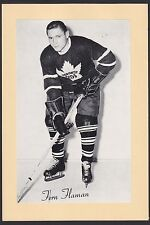 1945-1964 Beehive Group II 2 Hockey Fern Flaman Short Print Toronto Maple Leafs