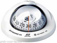 BOAT COMPASS MARINE COMPASS PLASTIMO OFFSHORE 95  LED BACKLIGHT
