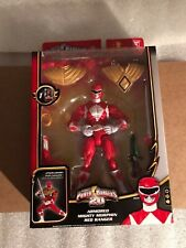 Mighty Morphin Power Rangers 20th Anniversary Armored Red Ranger MISB
