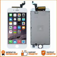 """Complet BLOC ECRAN LCD + VITRE TACTILE + CADRE RETINA POUR IPHONE 6S 4.7"""" BLANC"""
