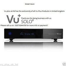 VU+ Solo 2 Full HD DVB-S2 & 500GB HDD