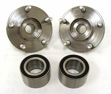 Wheel Hub & Bearing Set FRONT Ford Escape 2001,2002,2003,2004,2005,2006,2007-11