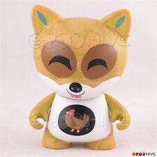 Kidrobot Amanda Visell Ferals Fox in the House 6/60 - 3-inch vinyl figure loose