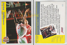 "JOKER BASKET 1994-95 ""ALL STAR 93/94"" - Dean Garrett # 250 - Ottima"