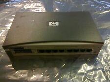 HP Procurve J4097B 8 port 10/100 base-tx commutateur 408 aucun adaptateur secteur fourni