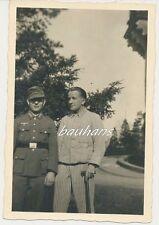 Foto Soldaten Wehrmacht-Orden-Verwundet 2.WK (h687)