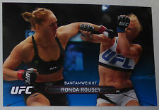 Ronda Rousey UFC 2016 Topps High Impact Blue Card 30 207 157 168 170 175 184 190