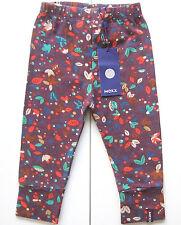 Leggings Gr.62 Mexx NEU m.E lila bunt hose blätter baby