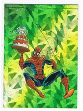 Spider-man 2 II 30th Anniversary Prism Insert Card P7
