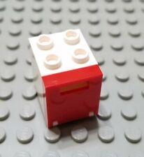 1x4x5 Studs Red Door with 6 Panes Lego 73313 - GMT253