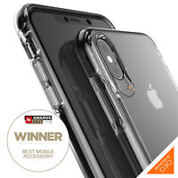 iPhone XS Max Case Gear4 Advanced Impact Protection D3O - Black
