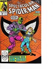 Peter Parker Spectacular Spiderman #136 vs Sin-Eater FREE SHIPPING POSSIBLE!