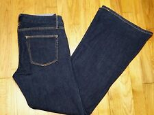 American Eagle Vintage Flare Jeans Size 30 / 10 Low Rise Dark Wash Extra Nice