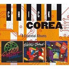 3 Essential Albums - COREA CHICK [3x CD]