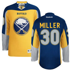 Buffalo Sabres Premier Sewn NHL Ice Hockey Jersey - Miller #30 - Mens Large NWT