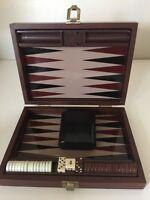 "Mini Backgammon Set 9"""