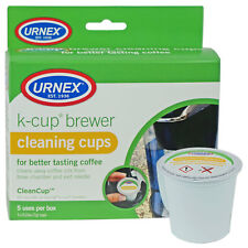 Urnex CleanCup Cleaning Cups for Keurig K-Cup Brewers