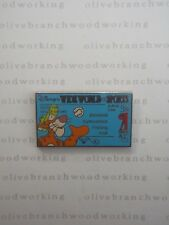 WDW Disney Cast Member Party A-TICKET TIGGER Wide World Of Sports Complex Pin LE
