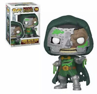 Funko Pop! Marvel Zombies Doctor Doom 789 In Hand New In Box Mint With Protector