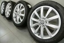 17 Zoll Dijon Alufelgen original VW Golf 6 VI 7 VII 5G Winterräder 5G0601025K