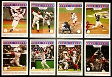 FREE* 2007 WORLD SERIES CARD SET BOSTON RED SOX COLORADO ROCKIES PEDROIA LOWELL