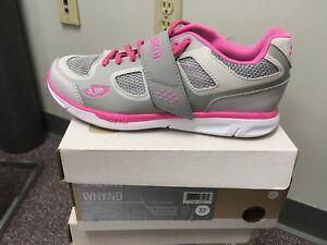 giro whynd women's cycling shoe size 37
