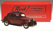 "BROOKLIN Rod 17, 1948 Ford pilote Custom Car ""Hot Rod"", Red Metallic, 1/43"