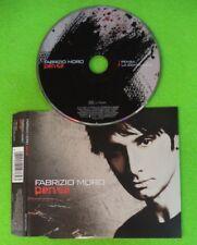 CD singolo FABRIZIO MORO PENSA 2007 LA CILIEGIA 50511442107623 no mc lp (S21)