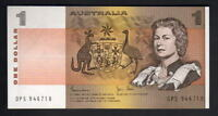 Australia R-78L. 1 Dollar - Johnston/Stone..Last Prefix DPS... UNC