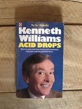 Acid Drops (Coronet Books) by Williams, Kenneth Paperback Book