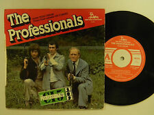Laurie Johnson 45 w/ps THE PROFESSIONALS / THE NEW AVENGERS soundtrack~VG to VG+