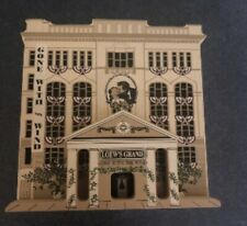 Shelia's Collectible Houses - Loew's Grand Theater From Gwtw Premier
