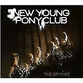 The Optimist, New Young Pony Club, Audio CD, New, FREE & FAST Delivery