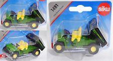 Siku Super 1481 John Deere XUV 855D PS 4x4 Gator, ca. 1:43