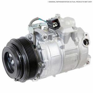 For Subaru Impreza & Saab 9-2X 2004-2007 OEM AC Compressor & A/C Clutch DAC