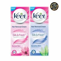 Veet Hair Removal Cream Sensitive Skin / Normal Skin 50G