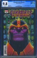 Guardians of the Galaxy 2 (Marvel) CGC 9.8 White Pages Donny Cates story