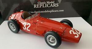 Maserati 250F, #32 Fangio world champion F1 1957, winner Monaco, 1:18 scale, CMR