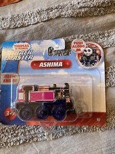 Thomas The Tank Engine & Friends TRACKMASTER PUSH ALONG ASHIMA METAL ENGINE NEW