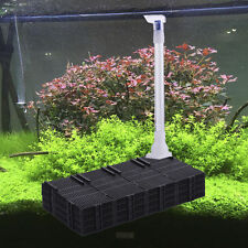 New Algrade Aquarium Fish Tank Undergravel Filter Under Gravel with Uplift Tube
