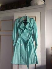 Ladies Burberry Light Weight Summer Trench Mac Rain Coat UK8