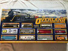 Bachmann HO Overland Limited Train Set BACHMANN