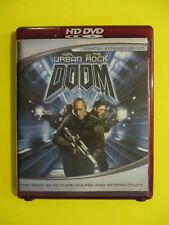 Doom HD DVD Unrated Edition The Rock