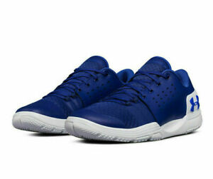 Under Armour Men's Limitless TR 3.0 Blue CrossFit Trainers UK Size 9