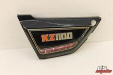 81-83 KAWASAKI KZ1100 LEFT FRAME COVER PLASTIC TRIM