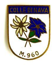 Spilla Colle Di Nava m 960 (Labor Milano) cm 1,7 x 2,3