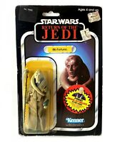 Bib Fortuna Vintage Star Wars ROTJ Figure 79 Back Anakin Offer 1984 Kenner New