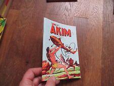 PETIT FORMAT BD AKIM 613 mon journal 1985