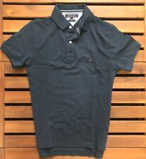 Tommy Hilfiger Men's Terence Slim Fit Polo Shirt - Navy - Small - 0887894260-416