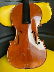 Old French Violin - D. Nicolas Ainé Cremonne - very good condition